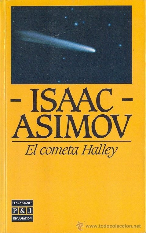 El Cometa Haley - Isaac Asimov