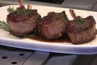 How to Pan-Fry Lamb Leg Steaks