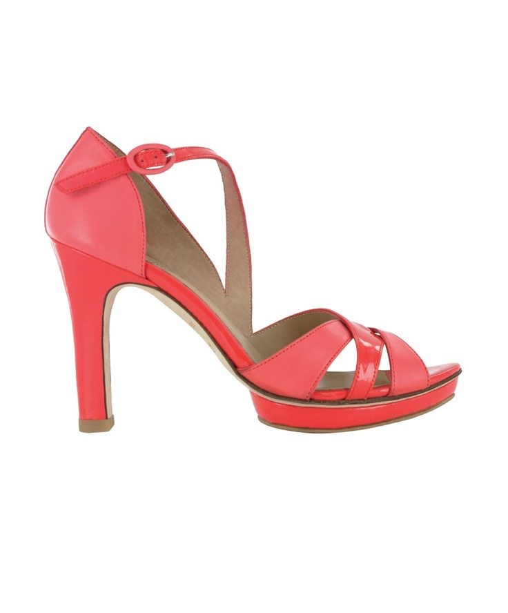 Pompes Elisa Wit Chaussures Evita BHfaoxO