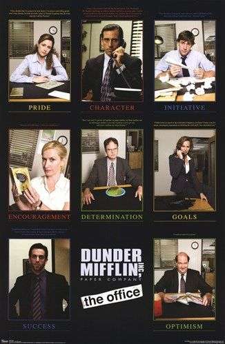 The office success grid art prints and posters theoffice