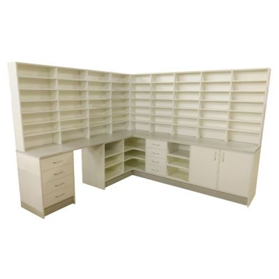 Superb Pharmacy Dispensary Unit   Made To Measure Pharmacy Counters And Cabinets  To Your Exact Requirement