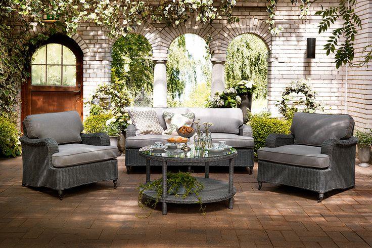 #Brafab #Lincoln #konstrotting #trädgårdsmöbler #utemöbler #wicker #outdoor furniture