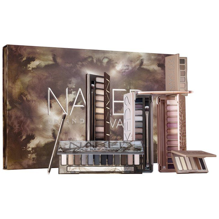 We're So Excited About Urban Decay's New Naked Vault That We Have to Lie Down