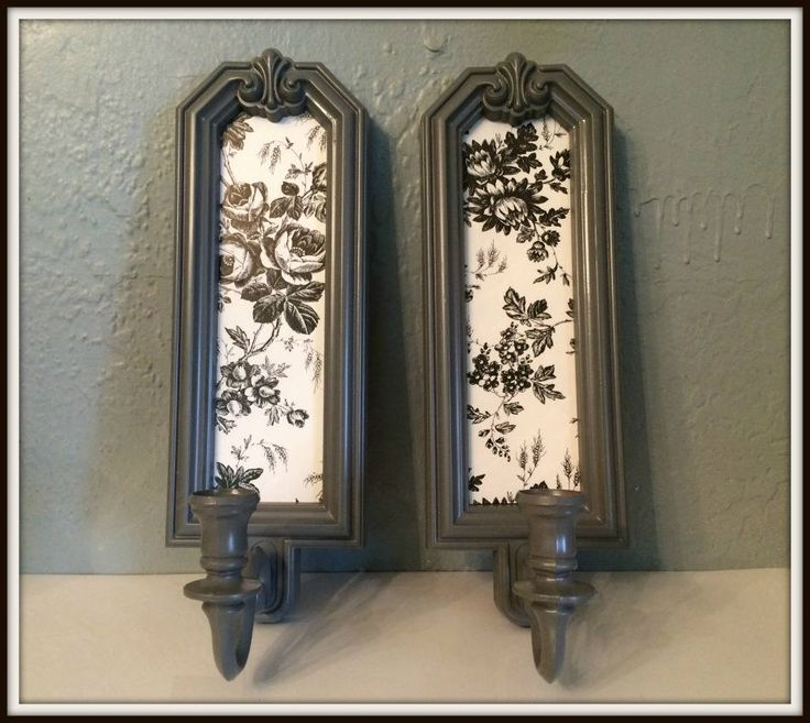 Decorative Candle Wall Sconces For Living Room : 17 best ideas about Candle Wall Sconces on Pinterest Pottery barn entryway, Eclectic console ...