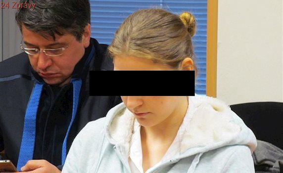Zabrečel, jinak nic nevím, tvrdí matka obžalovaná z vraždy novorozence