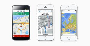 10 Best iPhone GPS Navigation Apps: Garmin Viago ($0.99 plus in-app purchases)