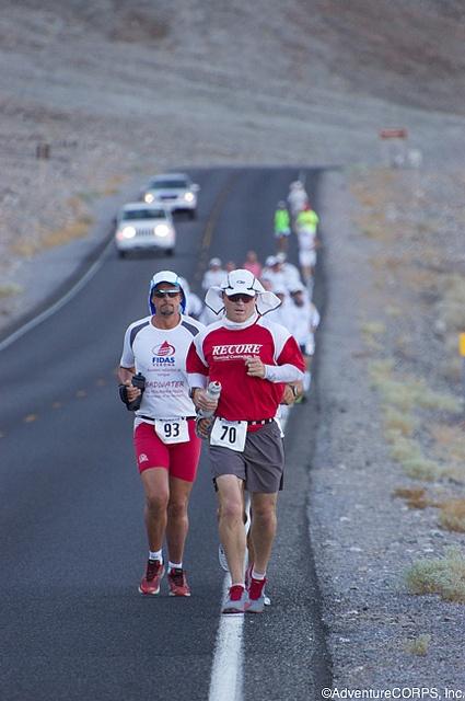 Badwater Ultramarathon 2012 in Death Valley by adventurecorps, via Flickr