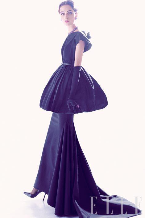 Taffeta-dress-Carven