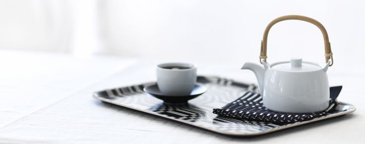 Handwoven textiles by Johanna Gullichsen.