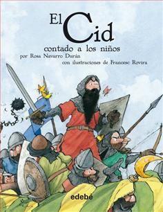 El Cid, un caballero de la corte y valiente caballero, muere en 1099.  Nos sentimos especialmente orgullosos de acercar a los niños y niñas el Cantar del Cid, para que puedan degustar y disfrutar la gran obra que abre la historia de nuestra literatura, conocer a sus personajes y sus aventuras, tal como probablemente las difundieron los juglares hace ya tantos siglos…