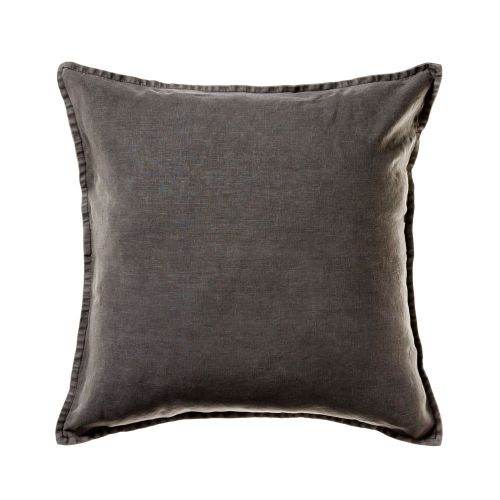 Home Republic Vintage Washed Linen Lounge Cushions - Homewares Cushions - Adairs online