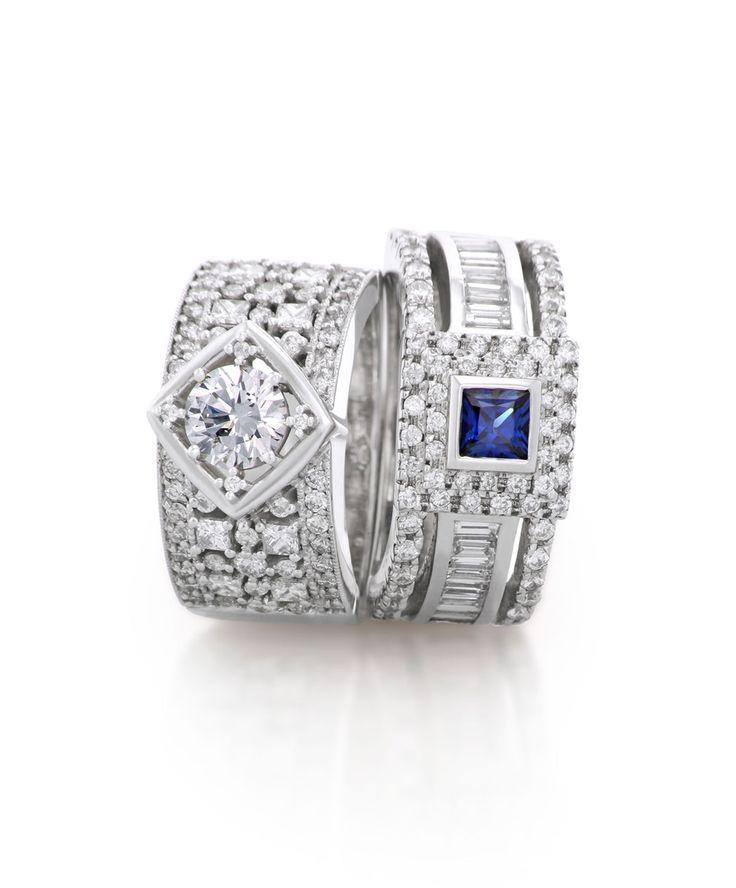 Jenna Clifford Designs   Bridal › Engagement Rings