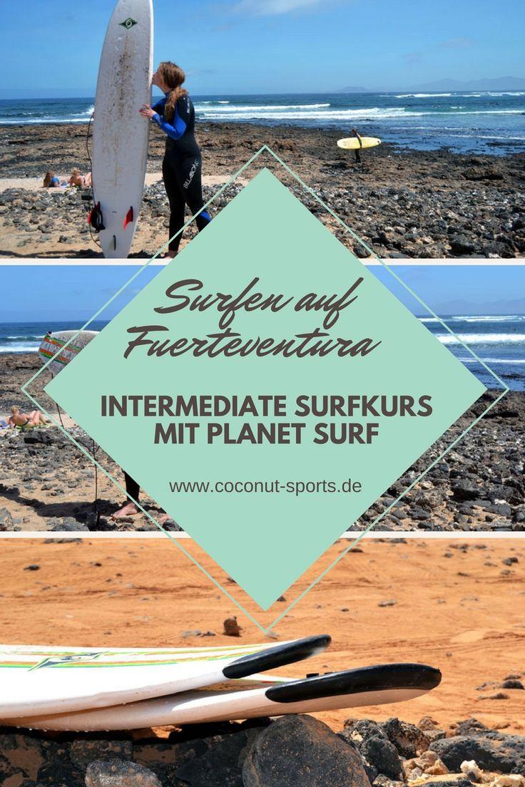 Ich habe den Intermediate Surfkurs bei Planet Surfcamps Fuerteventura belegt. Lest in meinem Erfahrungsbericht, ob der Kurs für Fortgeschrittene sinnvoll ist.