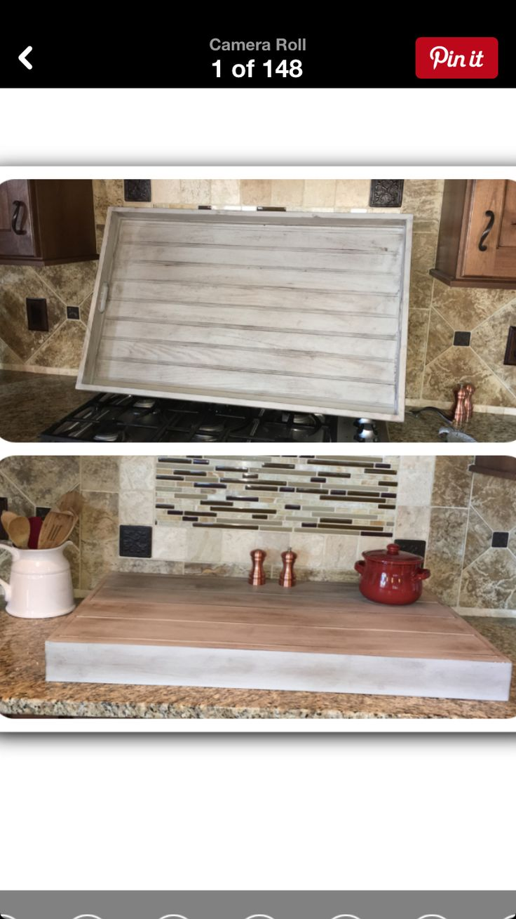 9 best stove top covers images on Pinterest   Kitchen ideas ...