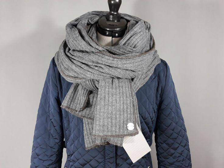 Nové šedé maxi šály - new grey maxi scarves á 550,- CZK šířka 52cm a délka 292 cm na  #scarf #vinted #mmstudio #mmstudiocollection #maxisala #maxiscarf