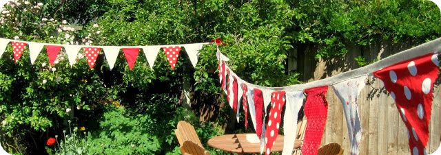 Make. Life. Beautiful.: Ideas for Scraps: Speed Bunting