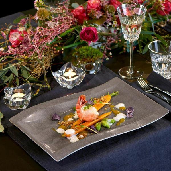 Villeroy & Boch New Wave Stone Gourmetbord