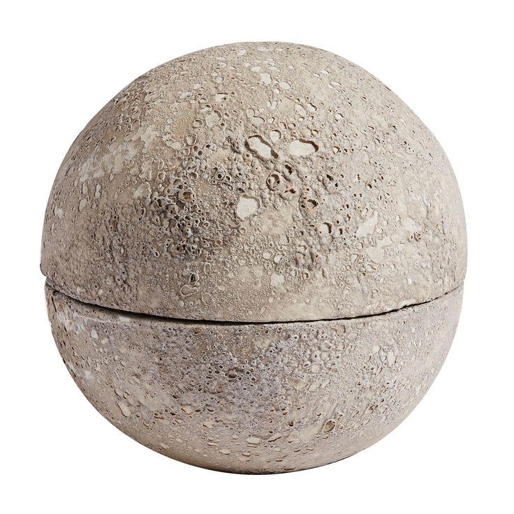 Luna Skål med Lokk Ø15cm, Grå 399 kr