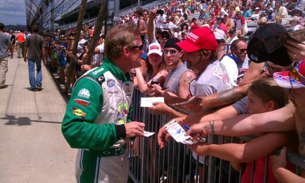 Kenny Wallace (Kenny_Wallace) on Twitter
