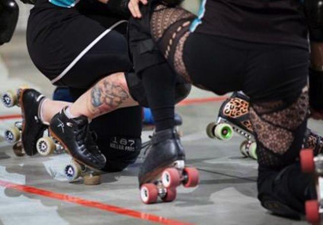 Broadsheet Melbourne: 'Roller Derby Saved My Soul' Exhibition