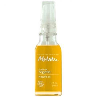 MELVITA -  Huile de Nigelle Purifiante Melvita: l'alliée des peaux grasses et acnéiques