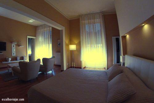 Opção de hotel em Montefiascone – arredores de Roma / Escolho Viajar
