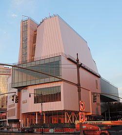 Whitney Museum of American Art - Wikipedia, the free encyclopedia
