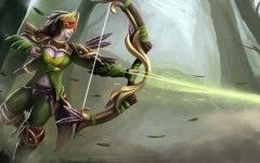 Windrangger HD Wallpaper