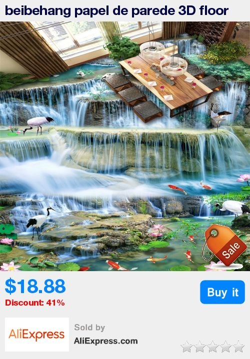 beibehang papel de parede 3D floor painting photo wallpaper non-slip waterproof self-adhesive Mural Wall paper papel contact * Pub Date: 21:43 Sep 10 2017