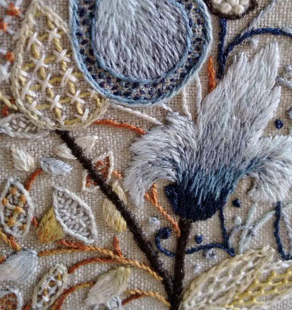 Jacobino para bordar arte del bordado de aro por CathyEliot