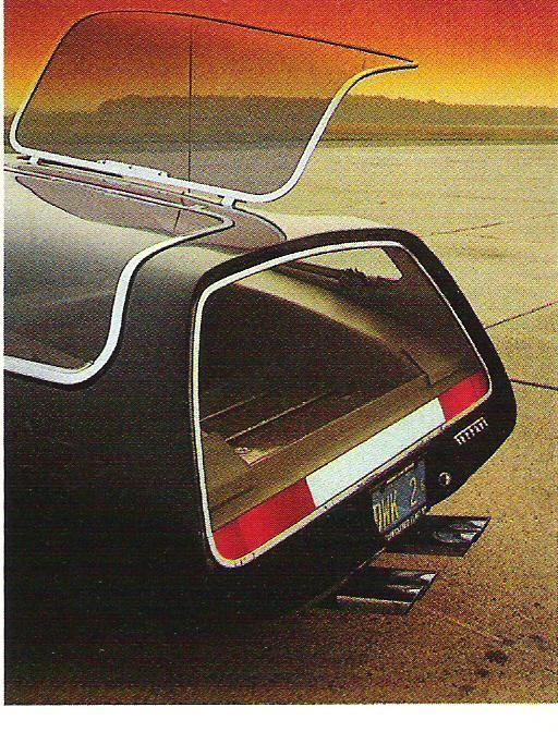 1975 Panther Ferrari 365 GTB 4 Shooting Brake