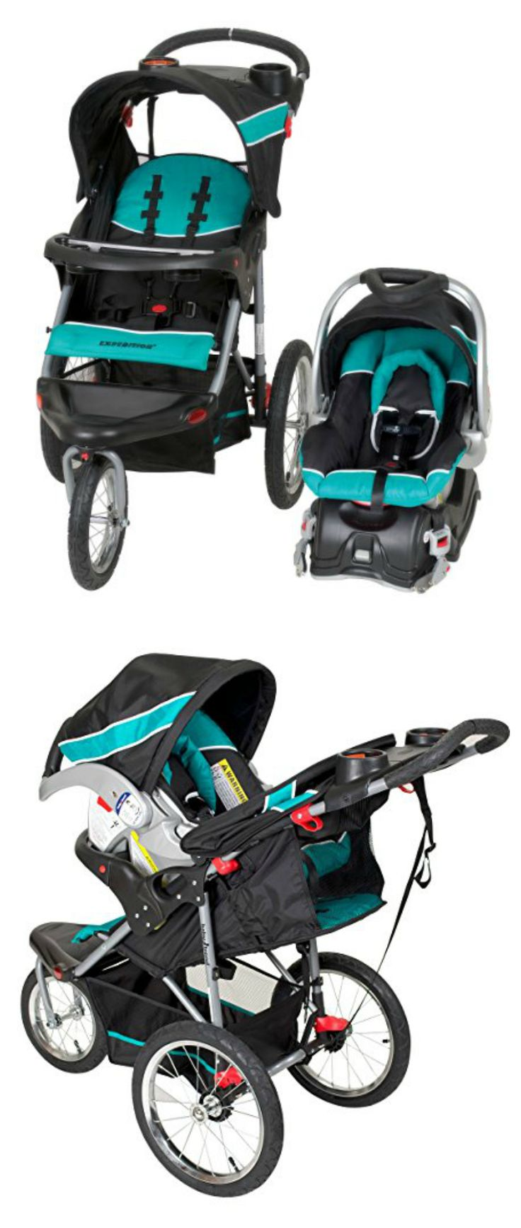 The Baby Trend Expedition Jogger is on our list of the