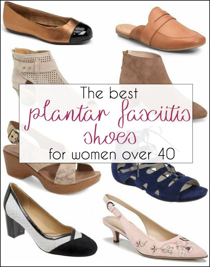 50acfb40b9a The best plantar fasciitis shoes for women over   40plusstyle.com ...