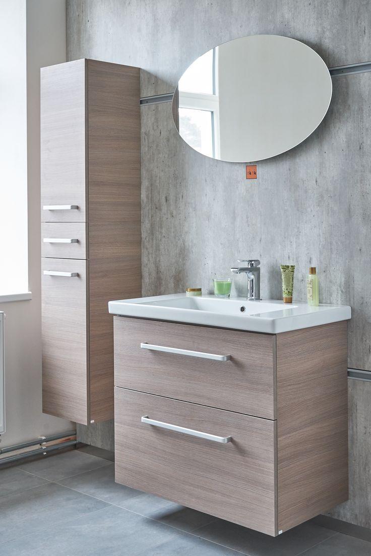 Koupelnový nábytek - Showroom Svitavy - koupelnové skříňky pod umyvadlo
