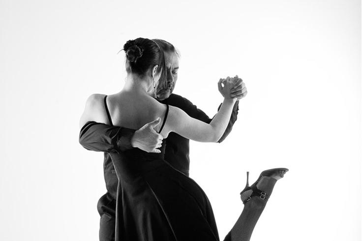 Festival International de Tango de Montréal - Elyse Dagesse & Gerardo Sanchez