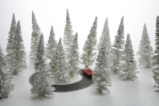 Landscapes / Roundabout