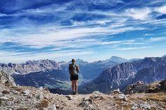 Auf der Suche nach Ruhe und innerer Kraft fuhr Silke nach Südtirol. Das Wandern in den Dolomiten brachte sie zurück zu sich selbst …
