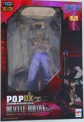 メガハウス POP NEO DX/ワンピース ミホークver2 PVC
