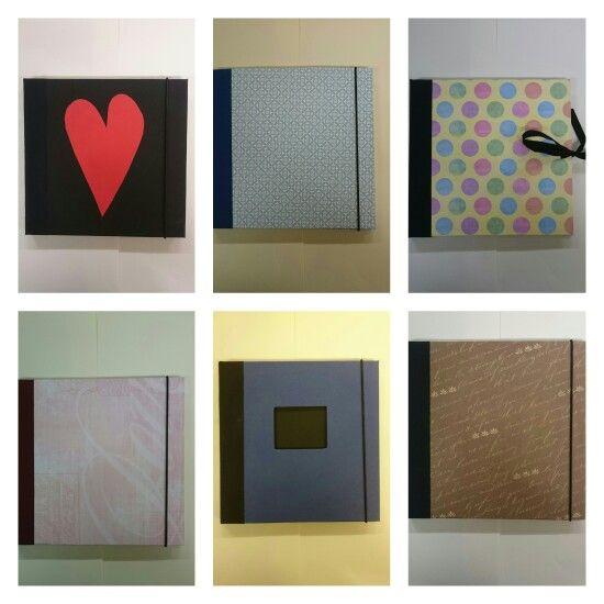 Reliure - livres format carrés