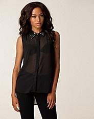 Wallie Shirt - Only - Svart - Blusar & skjortor - Kläder - NELLY.COM Mode online på nätet $249