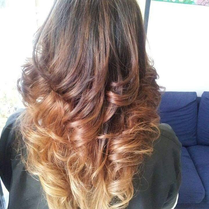 #capelli #sfumato #degrade #nicolacapelli #capellilunghi #Extension