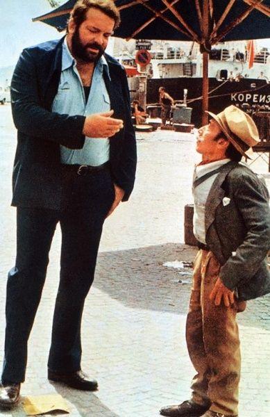 Piedone, a zsaru 1973 - Rendezte: Steno #1