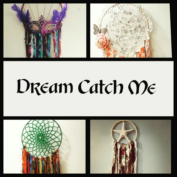 Visit my page at facebook.com/Dream.Catch.Mee