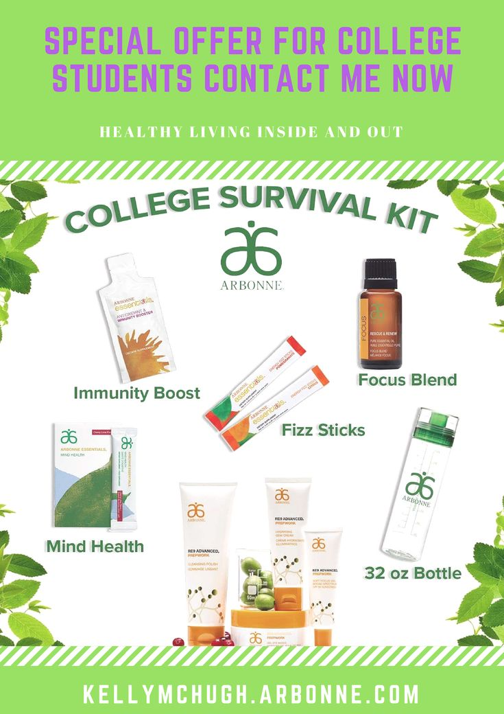 Great gift ideas for the college grads in your life! Healthy Survival items to g… – Nutrition