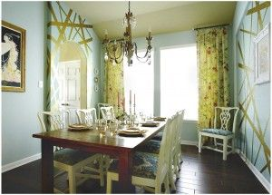 Appealing Dining Room Colors Ideas With Vintage Tea Room Furniture
