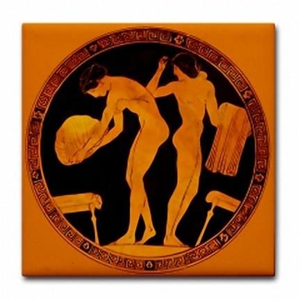 The Portrayal of Women in Ancient Greek Pottery