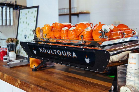 Koultoura Coffee Jakarta