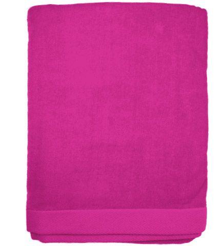 Monogrammed Oversized Beach Towel