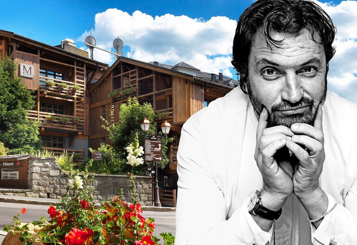 "This winter, from now to April 2018, sought-after chef Yves Camdeborde will hold the residency at leading French Alpine hotel: the 5-star, Small Luxury Hotel ""M de Megève"". #Chef #Tapas #France"