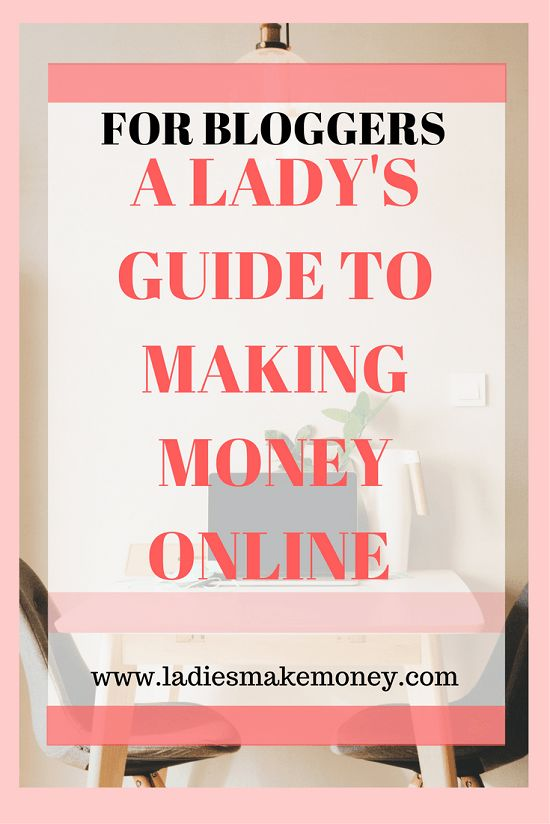 Why you need a side hustle. A lady's guide to making money online and how you can make money from your blog.